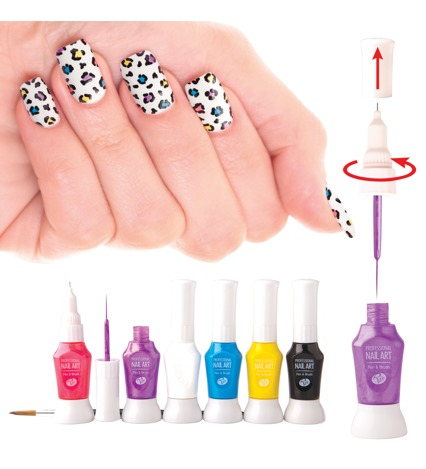 Professional Nail Art Pens Neon