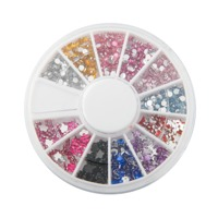 Rhinestone Gems Wheel