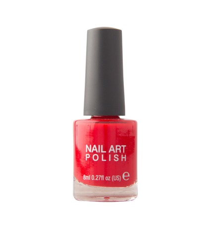 Red Nail Art Polish