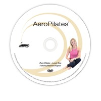 Pure Pilates Workout Level 3 DVD