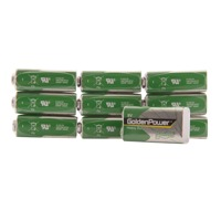 Pack of 10 Batteries (special offer)