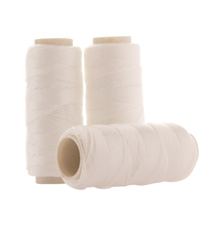 Pack of 3 cotton reels