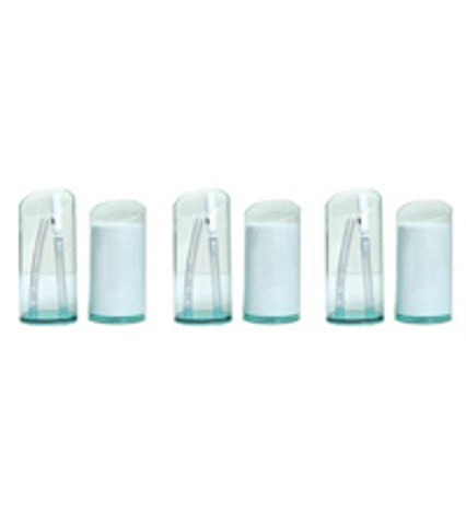 Crystal and Filter Canister - Triple pack