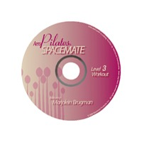 SpaceMate Workout DVD Level 3