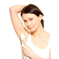Laser Scanning Underarm Hair Removal