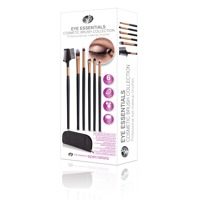 Eye Essentials Professional Cosmetic Brush Collection