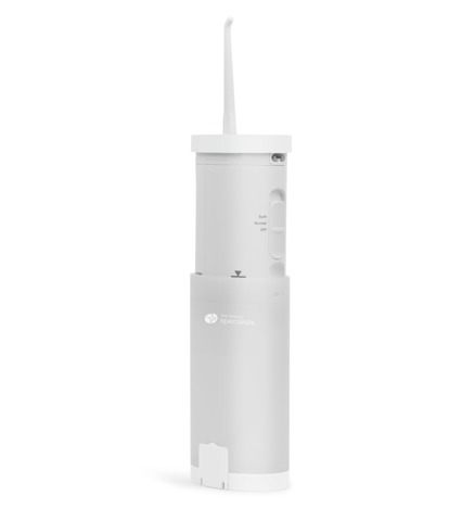 COMPACT ORAL IRRIGATOR & WATER FLOSSER