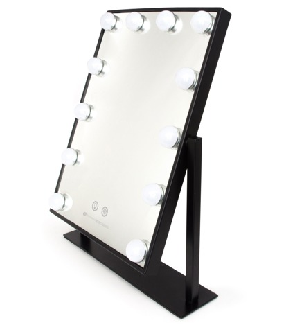 Rio Hollywood Glamour Large Lighted Mirror